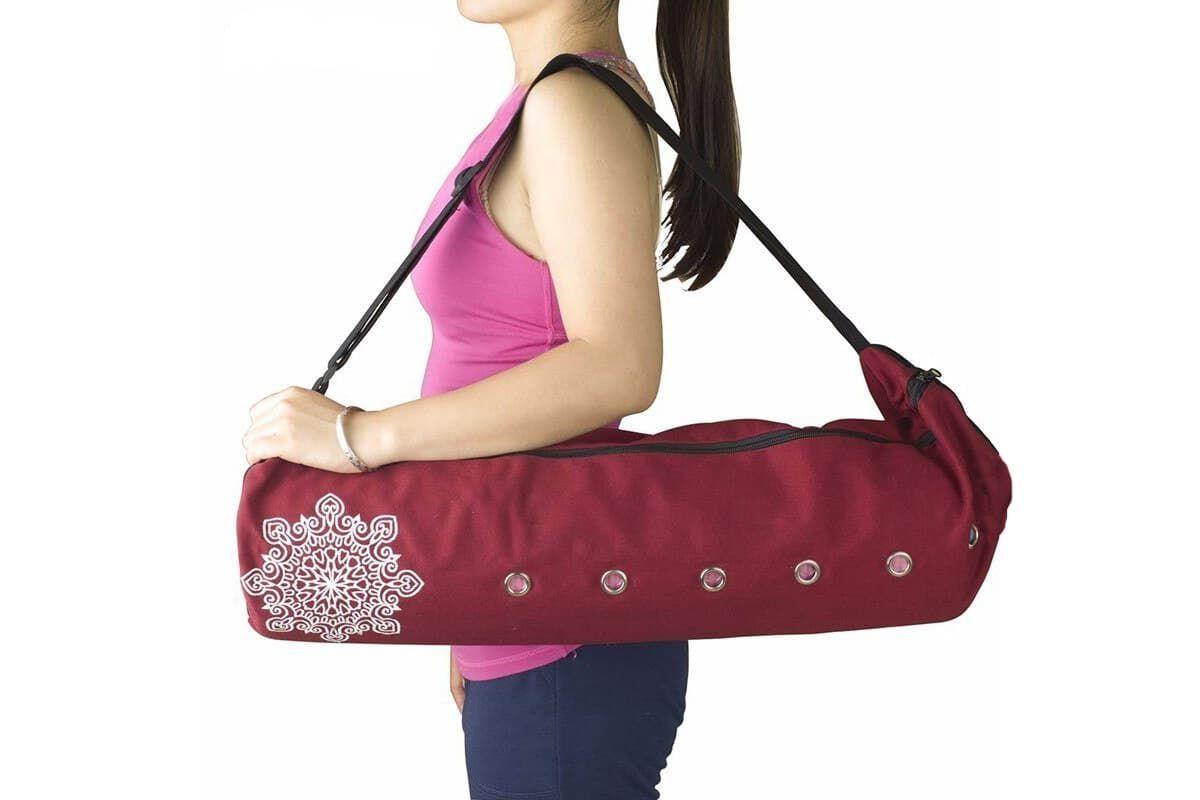 Как выбрать сумку для йоги?